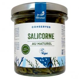 Salicorne au naturel - 160g