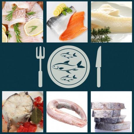 Colis de poisson - le Panier Gourmet