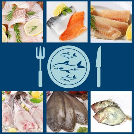 Colis de poisson - le Panier Prestige
