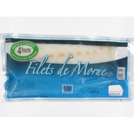 Filet de morue sans peau - 300g