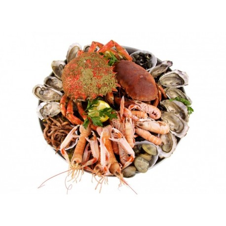 Gourmet Sea Food Platter - For 2 people