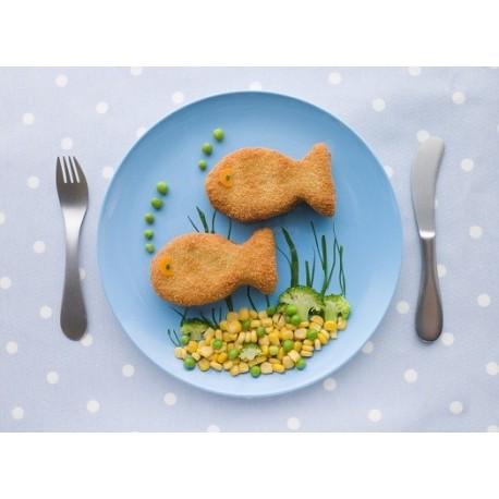 Breaded fish - 2 pieces