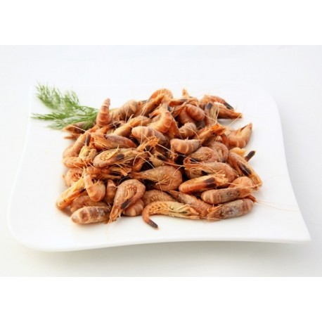 Gey Shrimps - Cooked - 500g
