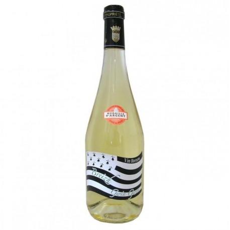 Breizh Gwin Gwen - vin blanc breton