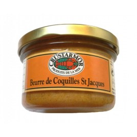 Beurre de Coquilles Saint-Jacques - Crustarmor
