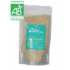 Agar Agar BIO en poudre - sachet 200g - Les Algues Gastronomes