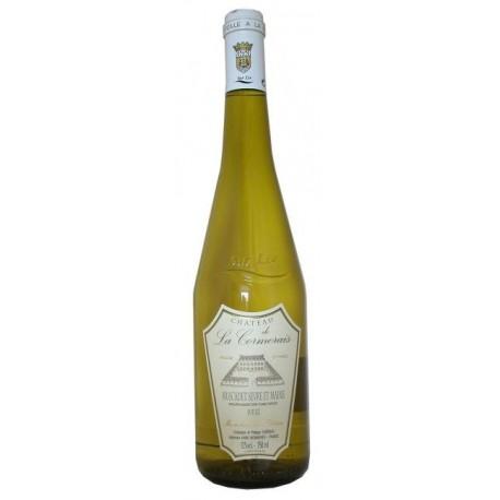 Muscadet Sèvre et Maine sur Lie - vin blanc 2013