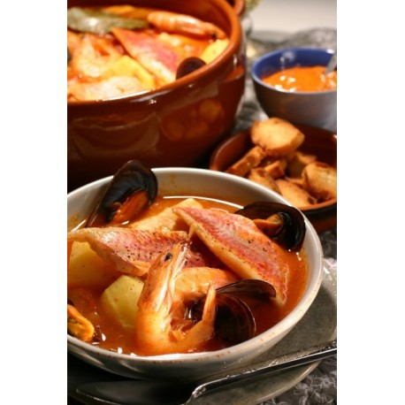 Bouillabaisse recipe kit