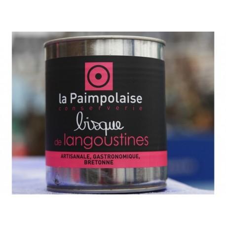 Bisque de Langoustines - La Paimpolaise Conserverie