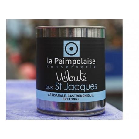 Velouté aux St Jacques - La Paimpolaise Conserverie