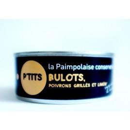 P'tits Bulots - Poivrons grillés et limon