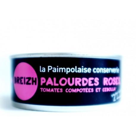 Breizh Palourdes Roses - La Paimpolaise Conserverie