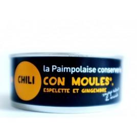 Chili Con Moules - La Paimpolaise Conserverie