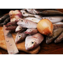 Parures de poissons - Lot de 2kg
