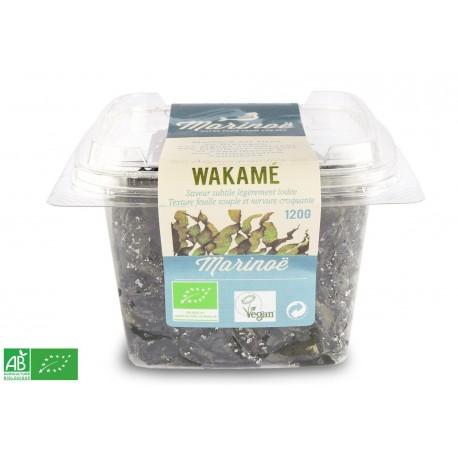 Wakamé fraîche BIO - Marinoë