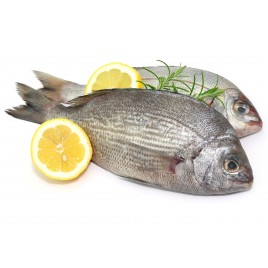 Black Bream - whole fish 600g