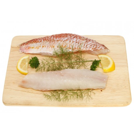 Red mullet fillets - 200g