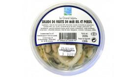 Salade de fruits de mer ail & persil - Le Grand Léjon