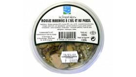 Moules marinées à l'ail & persil - Le Grand Léjon
