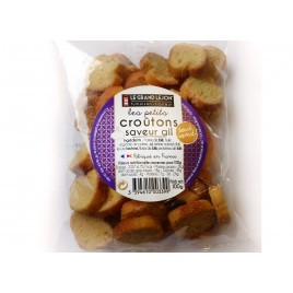 Garlic croutons - 100g