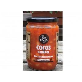 Cocos de Paimpol - aux saucisses confites