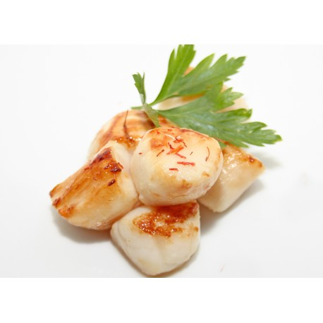 Coquilles Saint Jacques - En noix - Lot 1kg
