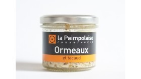Rillettes d'ormeaux - La Paimpolaise Conserverie