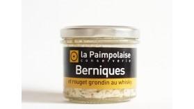 Rillettes de berniques et grondin - La Paimpolaise Conserverie
