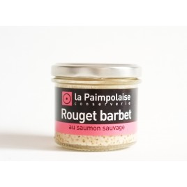 Rillettes de rouget barbet au saumon