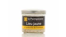 Rillettes de lieu jaune à l'andouille de Guémené - La Paimpolaise Conserverie