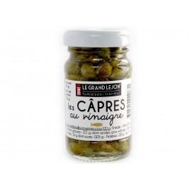 Vinegar capers