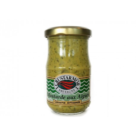 Moutarde aux algues - Crustarmor