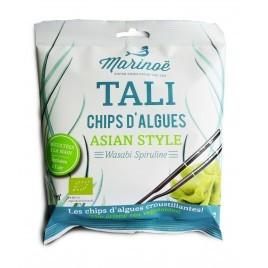 Algae Crisps - Wasabi & Spirulina